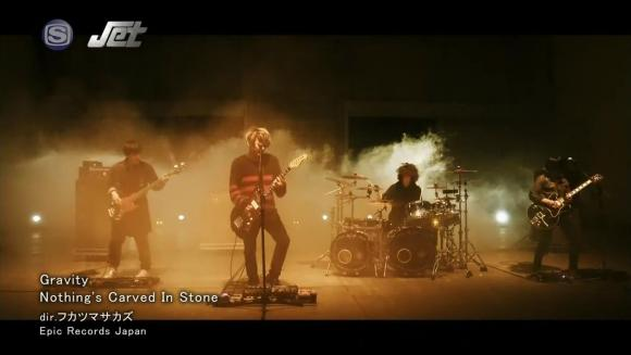 Download Nothing's Carved In Stone - Gravity [720p]   [PV]