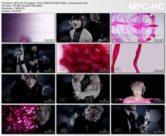 Download angela - Exist [720p]   [PV]