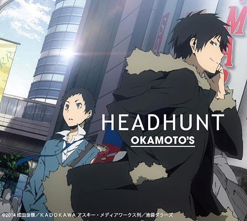 Download OKAMOTO'S - HEADHUNT [Single]