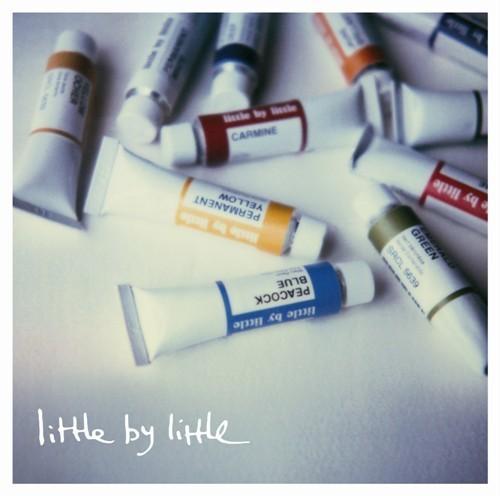 Download little by little - Kanashimi wo Yasashisa ni (悲しみをやさしさに) [Single]
