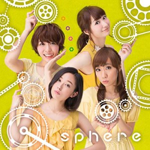 Download Sphere - Jounetsu CONTINUE [Single]