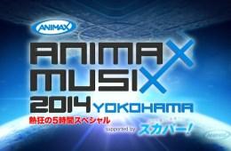 Download ANIMAX MUSIX 2014 YOKOHAMA 熱狂の5時間スペシャル [1280x720 H264 AAC] [Live Concert]