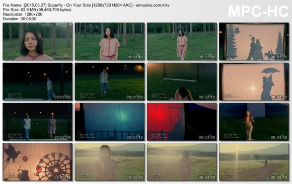 Download Superfly - On Your Side [720p]   [PV]