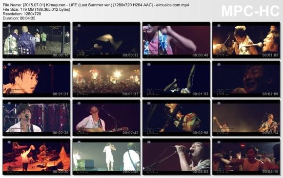 Download Kimaguren - LIFE (Last Summer ver.) [720p]   [PV]