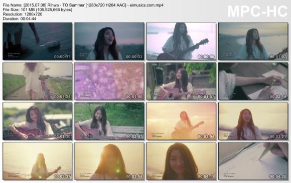 Download Rihwa - TO: Summer [720p]   [PV]