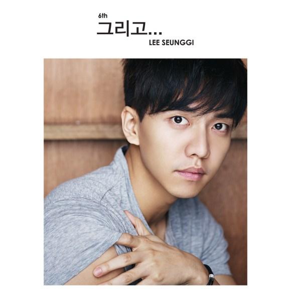 Download Lee Seung Gi - And… [Album]
