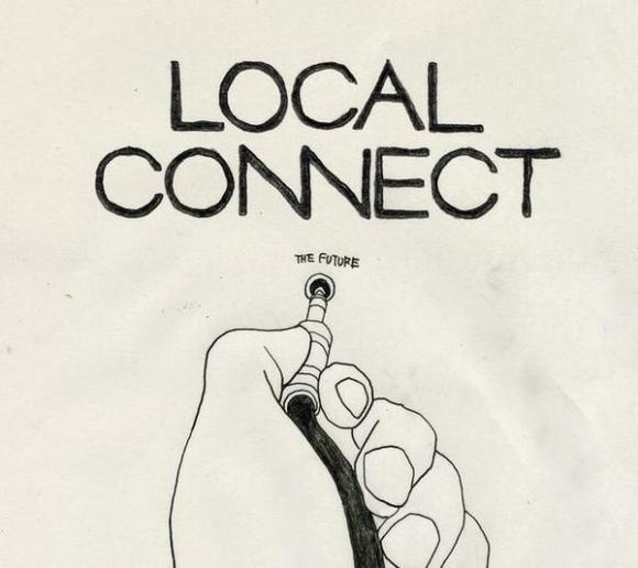 Download LOCAL CONNECT - Koko Tsunagu Mirai [Album]
