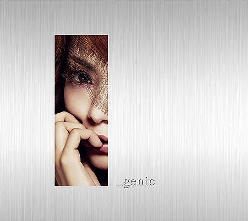 Download Namie Amuro - _genic [Album]