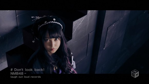 NMB48 - Don't look back!