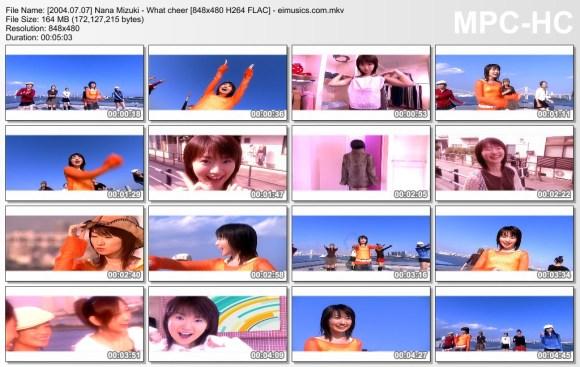 Nana Mizuki - What cheer?