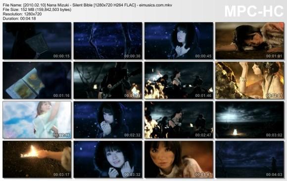 Nana Mizuki - Silent Bible