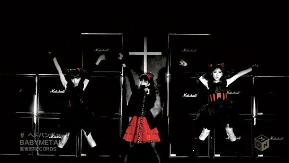 BABYMETAL - Headbanger!!