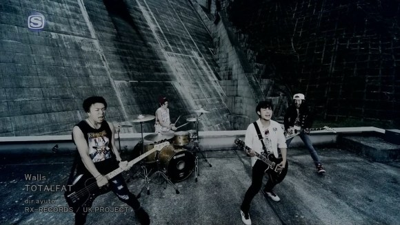 TOTALFAT - Walls