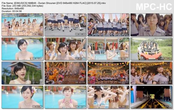 [EIMUSICS] NMB48 - Durian Shounen (DVD) [480p]   [2015.07.25].mkv_thumbs_[2015.07.30_02.48.41]