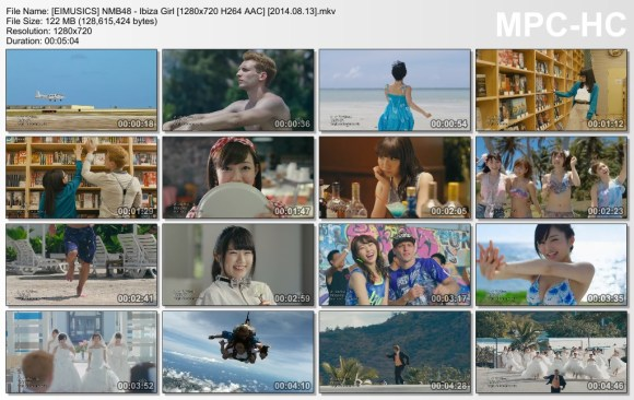 [EIMUSICS] NMB48 - Ibiza Girl [720p]   [2014.08.13].mkv_thumbs_[2015.07.30_02.52.18]