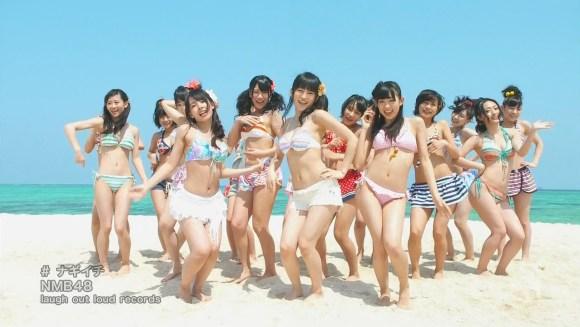 [EIMUSICS] NMB48 - Nagiichi [720p]   [2012.05.09].mkv_snapshot_01.33_[2015.07.30_03.09.00]