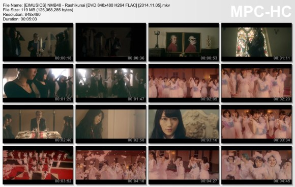 [EIMUSICS] NMB48 - Rashikunai (DVD) [480p]   [2014.11.05].mkv_thumbs_[2015.07.30_03.13.12]