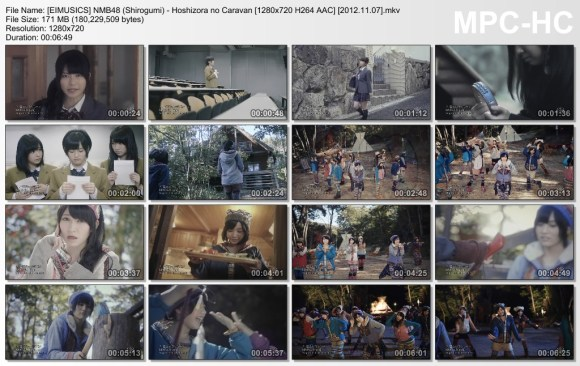 [EIMUSICS] NMB48 (Shirogumi) - Hoshizora no Caravan [720p]   [2012.11.07].mkv_thumbs_[2015.07.30_03.25.06]
