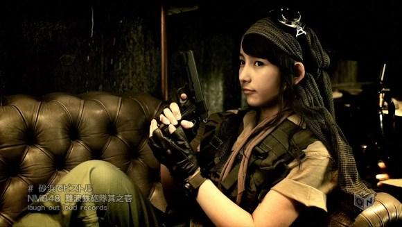 [EIMUSICS] NMB48 - Sunahama de Pistol [720p]   [2012.08.08].mkv_snapshot_03.04_[2015.07.30_03.16.35]