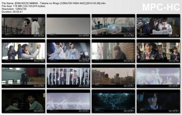 [EIMUSICS] NMB48 - Takane no Ringo [720p]   [2014.03.26].mkv_thumbs_[2015.07.30_03.16.48]