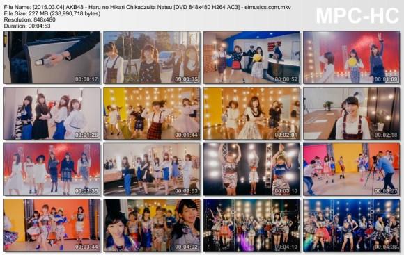 [2015.03.04] AKB48 - Haru no Hikari Chikadzuita Natsu (DVD) [480p]  - eimusics.com.mkv_thumbs_[2015.08.18_05.48.46]