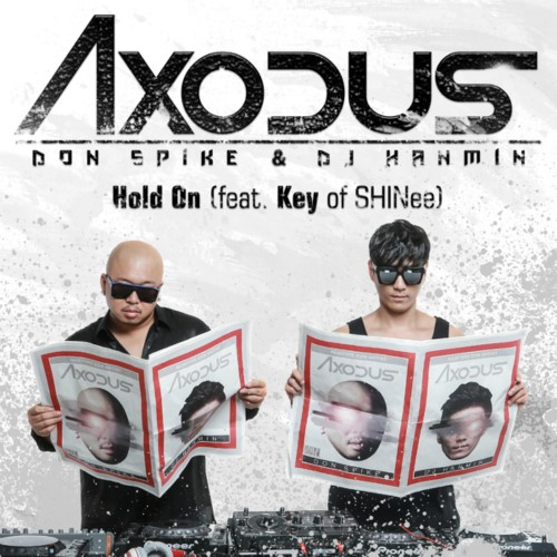 Download AXODUS - Hold On feat. Key Of SHINee [Single]