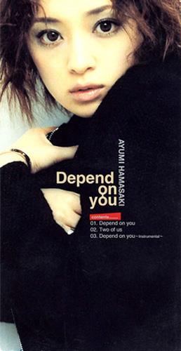 Download Ayumi Hamasaki - Depend on you [Single]