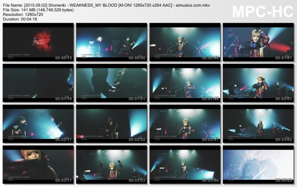 [2015.09.02] Shonenki - WEAKNESS_MY BLOOD (M-ON!) [720p]   - eimusics.com.mkv_thumbs_[2015.09.25_15.37.15]