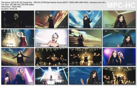 [2015.09.16] Crystal Kay - REVOLUTION feat Namie Amuro (SSTV) [1080p]   - eimusics.com.mkv_thumbs_[2015.09.11_00.58.03]