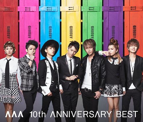 Download AAA - AAA 10th ANNIVERSARY BEST [Album]