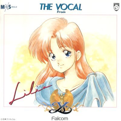 Download Akino Arai - The Vocal from Ys [Single]