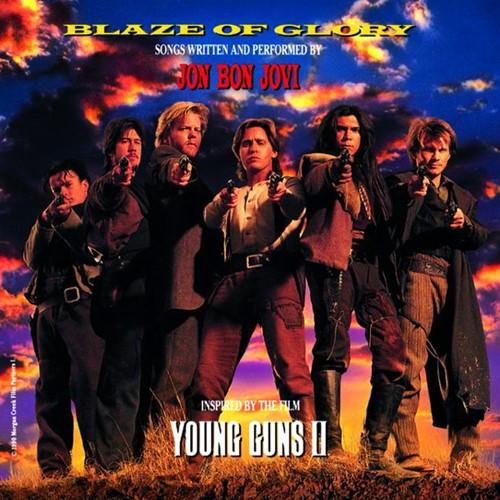 "Download Bon Jovi - Blaze of Glory (Inspired by the Film ""Young Guns II"") [Album]"