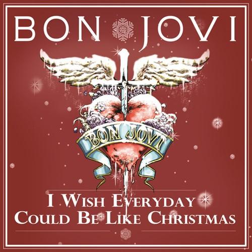 Download Bon Jovi - I Wish Everyday Could Be Like Christmas [Single]