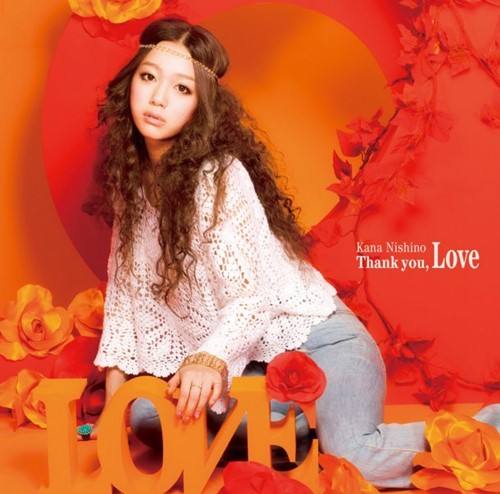 Download Kana Nishino - Thank you, Love [Album]