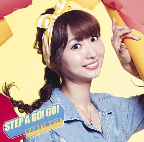 Download Haruka Tomatsu - STEP A GO! GO! [Single]