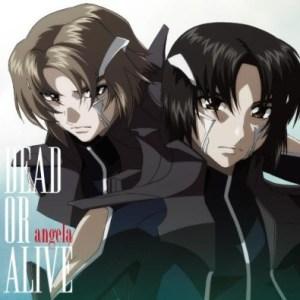 angela – DEAD OR ALIVE [Single]