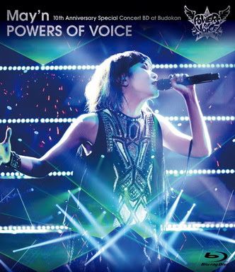 Mayn 10th Anniversary Special Concert BD at Budokan POWERS OF VOICE