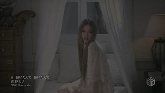 [2010.05.19] Kana Nishino - Aitakute Aitakute (M-ON!) [720p]   - eimusics.com.mkv_snapshot_01.06_[2016.03.04_13.18.08]