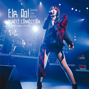Aoi Eir – Special Live 2014 ~IGNITE CONNECTION~ at TOKYO DOME CITY HALL (DVD) [480p] [Concert]