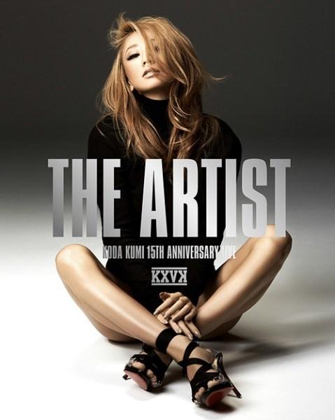 Koda Kumi - KODA KUMI 15th Anniversary LIVE The Artist