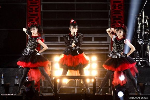 BABYMETAL Live at TSUTAYA O-EAST TOKYO