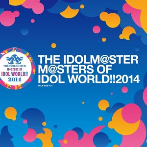 THE iDOLM@STER – THE iDOLM@STER M@STERS OF IDOL WORLD!! 2014 (BD) [720p] [Concert]