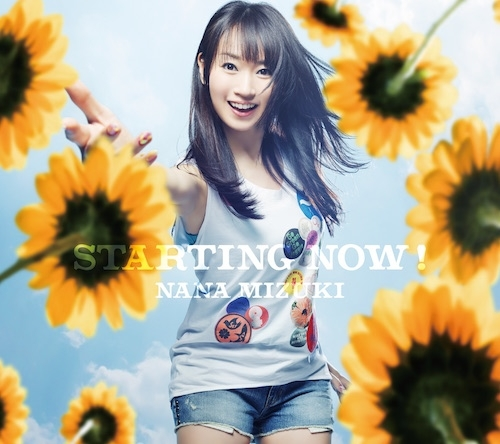 Nana Mizuki – STARTING NOW