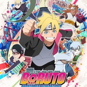 Boruto: Naruto Next Generations Opening/Ending OST