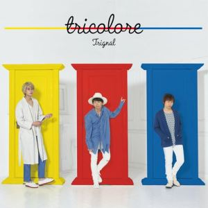 [Mini Album] Trignal – tricolore [MP3/320K/ZIP][2018.04.11]