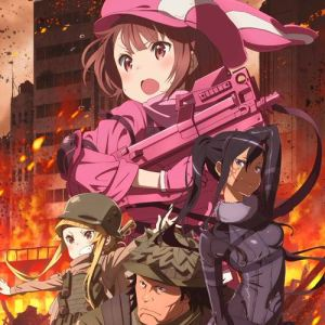 Sword Art Online Alternative: Gun Gale Online Opening/Ending Theme & OST