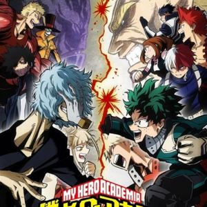 Boku no Hero Academia 3 Opening/Ending OST