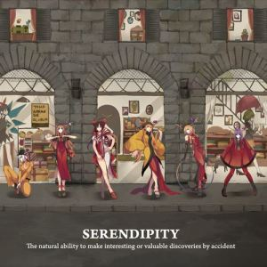 [Album] Crest – SERENDIPITY [MP3/320K/ZIP][2013.05.26]