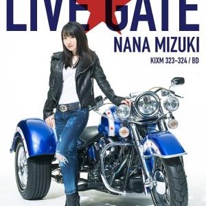 [Concert] NANA MIZUKI LIVE GATE 2018 [BDRip][1080p][x265][FLAC][2018.06.20]