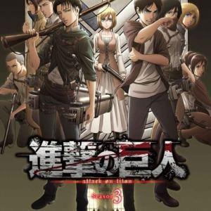 Shingeki no Kyojin S3 Opening/Ending OST